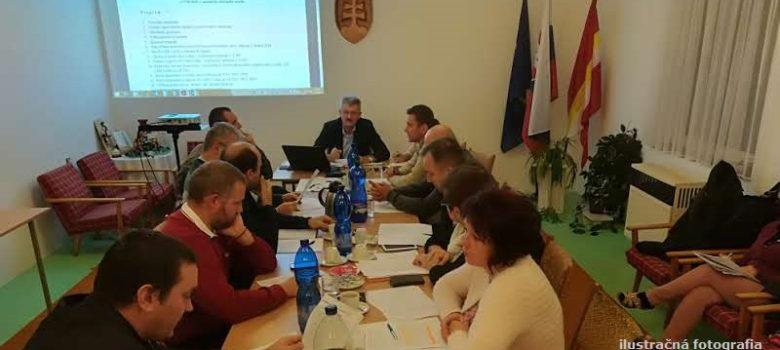 zasadnutie obecného zastupiteľstva v Lutile