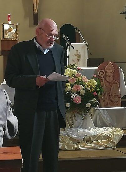 Foto: Prvý podpredseda SZV - JUDr.Milan Sláviček, PhD., príhovor