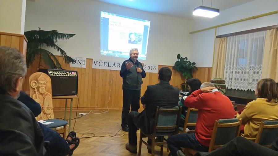 Prednáška, Ing. Michal Kravčík,Csc.