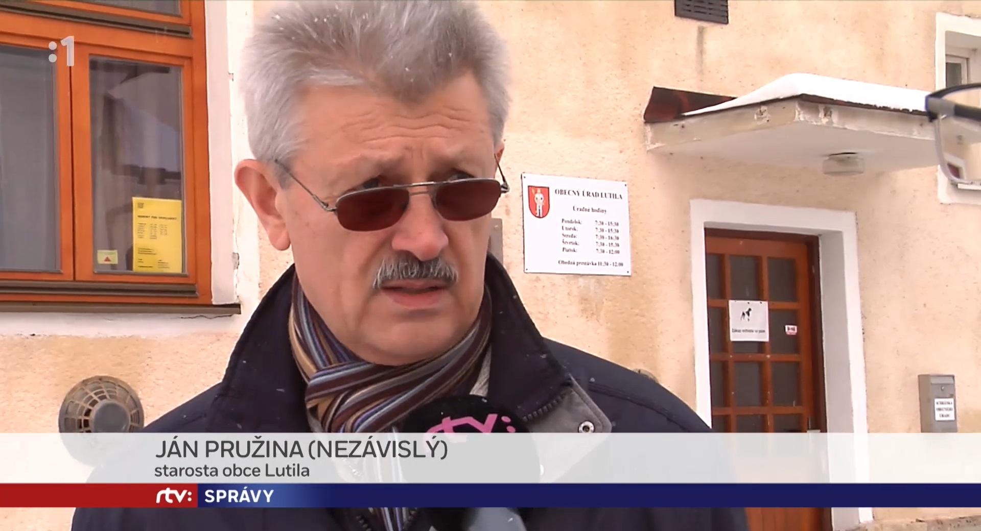 Obrázok: Reportáž si možno pozrieť kliknutím na obrázok alebo na: https://www.rtvs.sk/televizia/archiv/13982/176498# od 43 min., Správy RTVS z 09.01.2019